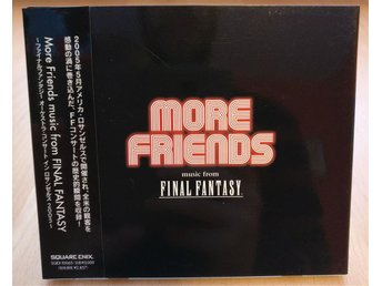 More Friends - Music from Final Fantasy (SQEX-10065)