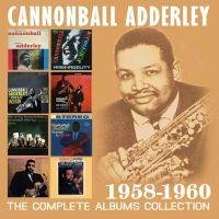 Adderley Cannonball: Complete Albums 1958-60 (4CD)