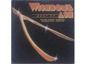 Wishbone Ash title* The Best Of Wishbone Ash* UK LP Comp.