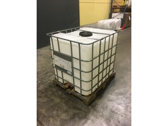 IBC container / tank 1000 liter