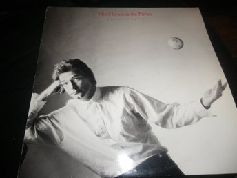 huey lewis & the news small world lp