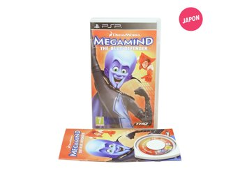 Megamind: The Blue Defender (EUR / PSP)