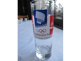 OS * 1994 * LILLEHAMMER * NORWAY * NORGE * COCA-COLA COKE * OFFICIAL SPONSOR