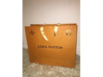 LOUIS VUITTON LIMITED EDITION påse