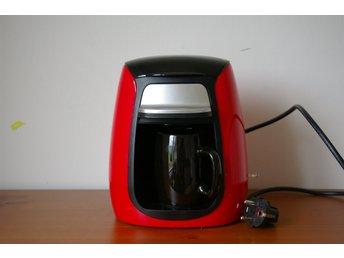 Javascript är inaktiverat. - åtorp - Kaffebryggare för en kopp kaffe från Rusta Det går smidigt att göra kaffe. - åtorp