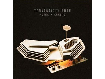 Arctic Monkeys: Tranquility Base Hotel... 2018 (CD)