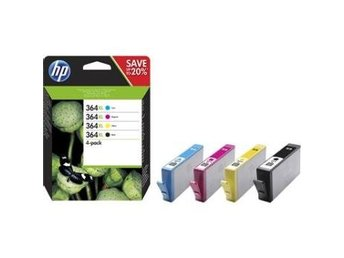 HP No 364 XL B/C/Y/M Combo pack
