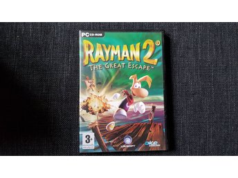 Rayman 2-The great escape PC