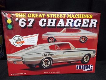 "MPC 1/25 1967 Charger ""The Great Street Machines"""
