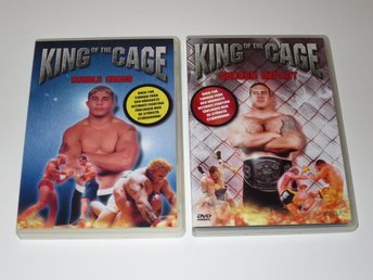 2 martial arts King of the Cage - Sudden Impact/Double Cross