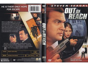 Out of Reach 2004 Region 1 NTSC DVD Steven Seagal