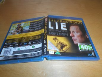 BLU-RAY - ARMSTRONG LIE