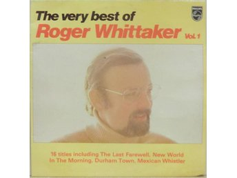 The very best of ROGER WHITTAKER vol. 1 / LP