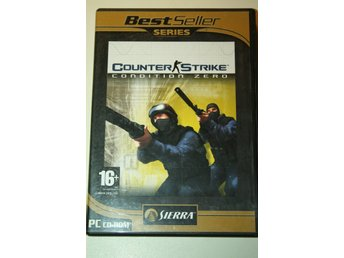 Counter Strike Condition Zero (PC 2-DISC CD-ROM)
