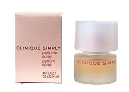 CLINIQUE SIMPLY PARFUM 4 ml spray