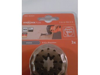 FEIN  E-Cut / Starlock plus / 3 52 22 952 21 0 / 3 st.