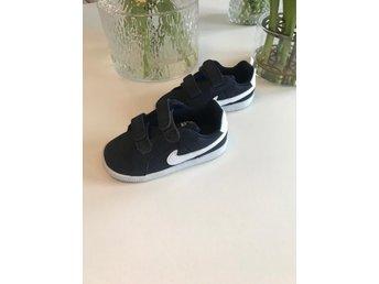 8ab1c08262e Vita Ralph Lauren skor storlek 23,5 bebis/barn (347287469) ᐈ Köp på ...