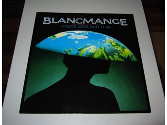 Blancmange - That's Love That It Is Advanced  Press Ultra Rare