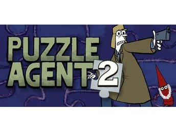 Puzzle Agent 2 Steam CD Key