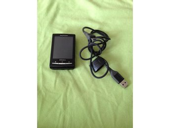 Sony Ericsson Xperia Mini E10i svart färg + 5MP + usb Laddare  Android !!!!