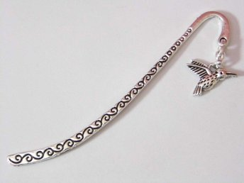 Kolibri bokmärke / Hummingbird bookmark