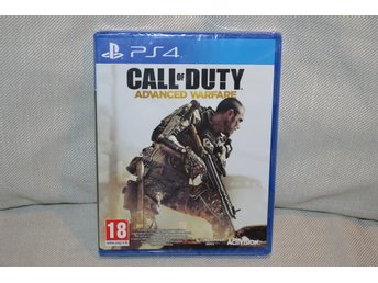 Advanced Warfare COD (PS4) Playstation 4 Call of Duty Ny