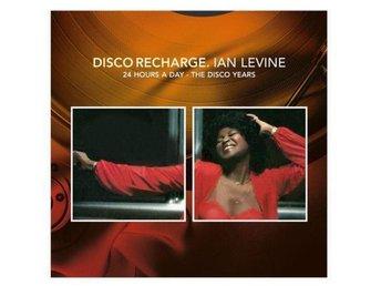 Ian Levine - Twenty Four Hours A Day - The Disco Years (2014) 2-CD, Remastered - Ekerö - Ian Levine - Twenty Four Hours A Day - The Disco Years (2014) 2-CD, Remastered - Ekerö