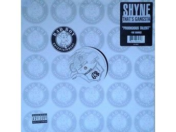 Shyne title* That's Gangsta* Hip Hop US 12""