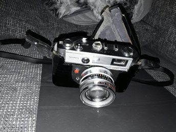 Yashica LYNX-5000 Made in Japan kamera