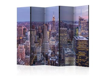 Rumsavdelare - Evening City II Room Dividers 225x172