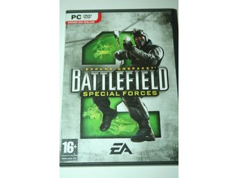 Battlefield 2 - Special Forces (expansion) (PC DVD-ROM)
