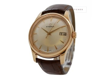 Eterna Vaughan Big Date 18K