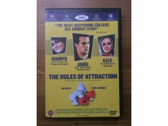 The Rules of Attraction DVD Mkt Bra Skick!