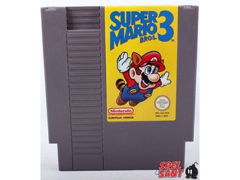 Super Mario Bros 3 SCN