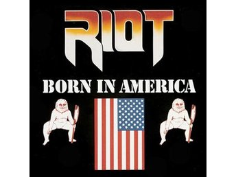 Riot: Born in America 1983 (Digi/Rem) (CD)