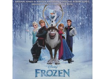 Frozen Disney - Frost - Soundtrack - CD