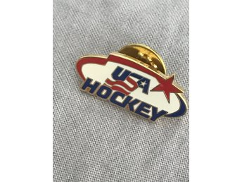 Pins sport nhl USA hockey samlingsobjekt