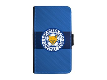 Leicester City iPhone 5 / 5S / SE Plånboksfodral