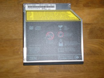 CD-RW / DVD spelare IBM, Model GCC-4244N