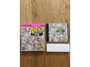 Tricky Kick Komplett turbografx PC engine