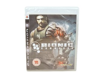 Bionic Commando (NYTT /PS3)