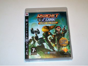 PS3 RATCHET CLANK