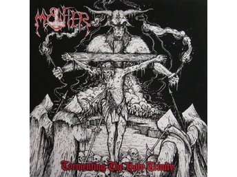 Mystifier ‎–Tormenting The Holy Trinity lp 2013 w/fanzine bo