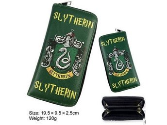 Harry Potter Slytherin plånbok