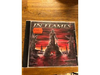 "In Flames ""Colony"" cd death metal"