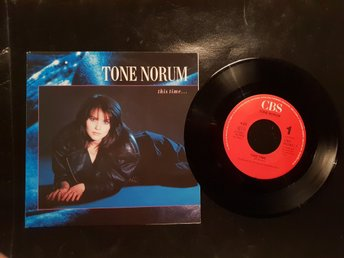 Tone Norum This time.../vinylsingel 1988