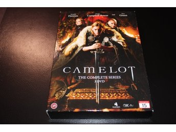 DVD-box: Camelot - The complete series - 3 DVD