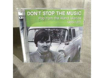 Don't Stop The Music – Pop from the Åland Islands 1965-1971 - Ny CD