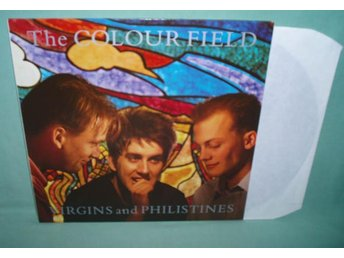 COLOUR FIELD - Virgins and Philistines , LP 1985,