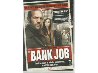 THE BANK JOB - JASON STATHAM ( SVENSKT TEXT )